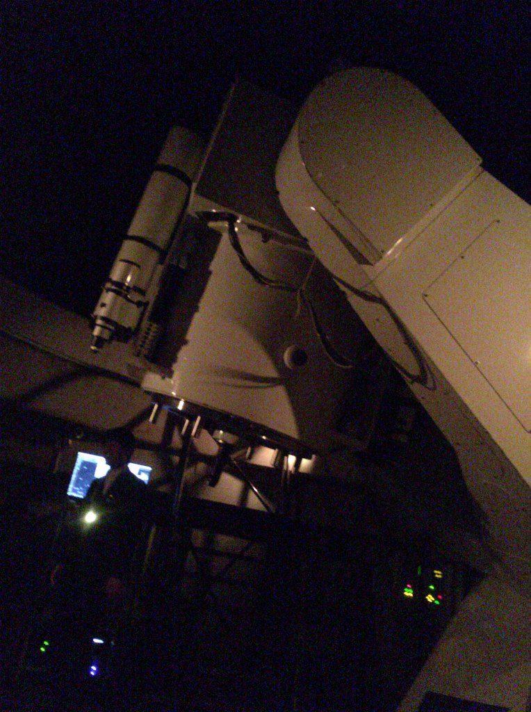 九州最大の望遠鏡