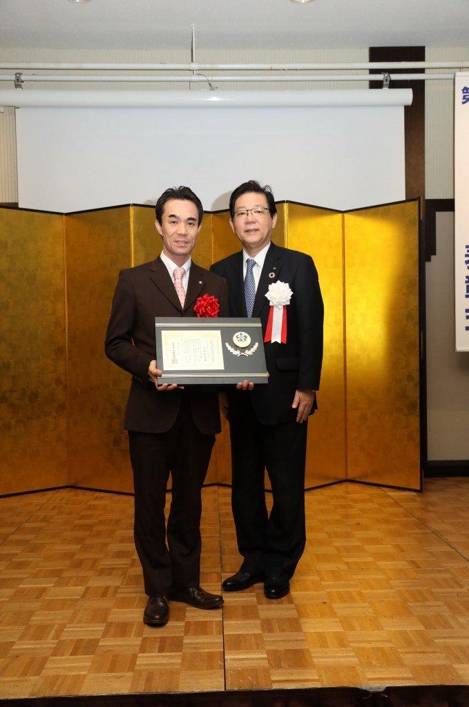 北橋北九州市長と寺井剛史