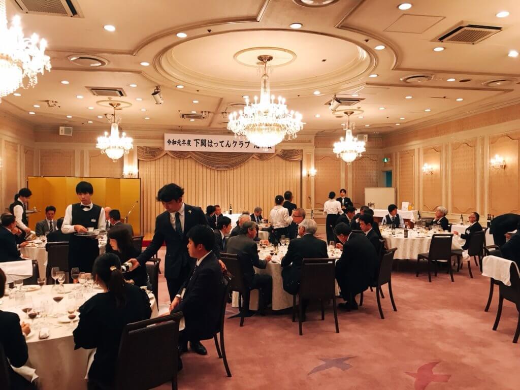 山口県ワインブラインドテイスティング大会でイベントをお手伝い