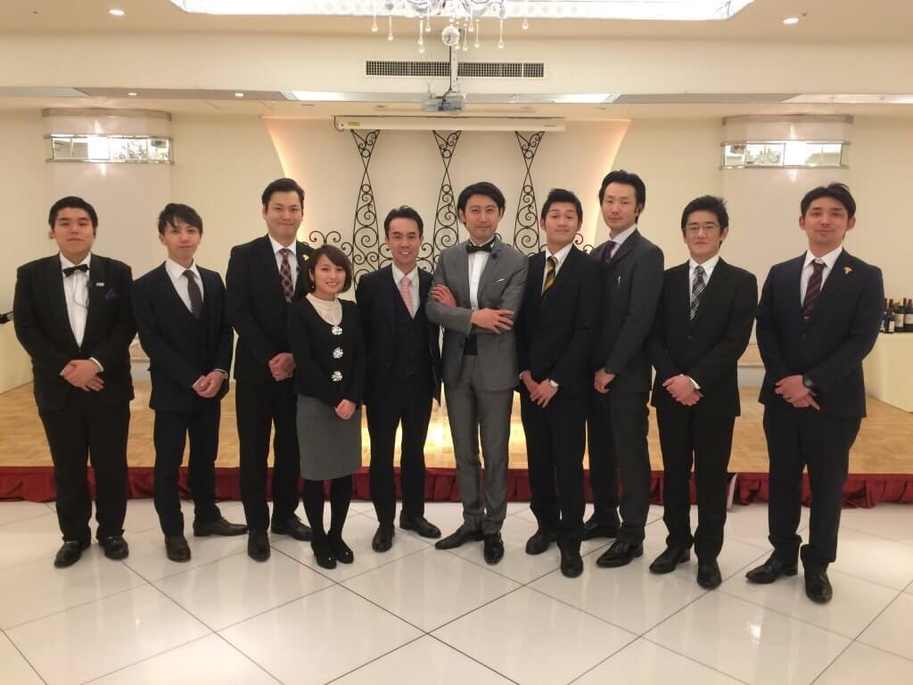 北九州ウェイター向上委員会と宮崎辰氏